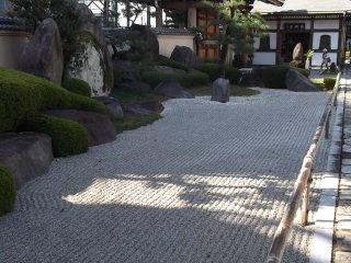 Taman Zen kerikil