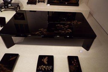 Shioyasu display room