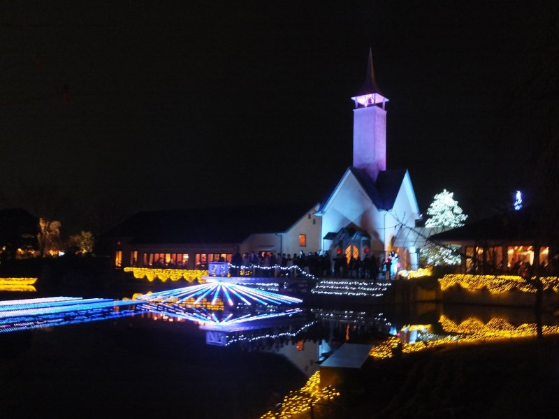 โบสถ์เรืองแสง