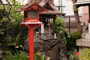 Đền thờ Yanagimori