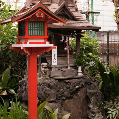 Yanagimori Shrine