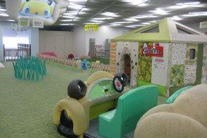 Take a virtual drive around Utsunomiya in this car