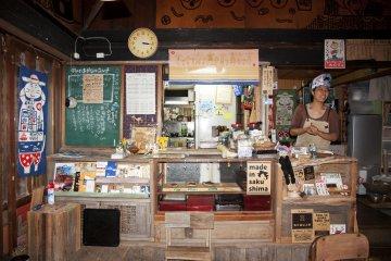 โฮมเมดคาเฟ่ Oyaoya Café Monpemaruke