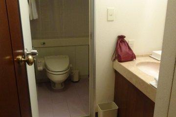 ห้องน้ำกว้างมากๆ
