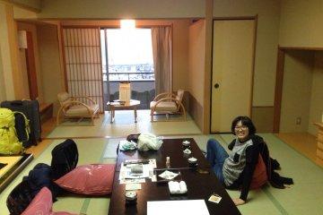 <p>ห้องพักของเรา</p>