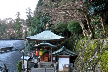<p>The Monju-Do Hall</p>