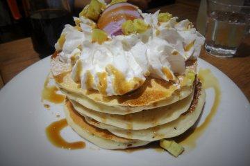 Koa Pancake House di Shibuya