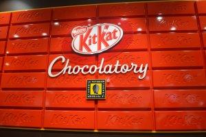 KitKat Chocolatory ร้านขาย KitKat รุ่นพิเศษ