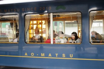 Tickets cost between 4,000 and 11,000 yen with a small discount for children.