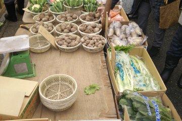 <p>More winter produce</p>