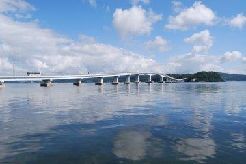 Notojma Ohashi Bridge
