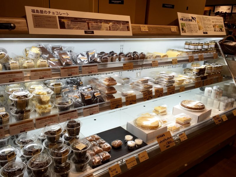 Bountiful choice of sweets to satisfy your sugar craving