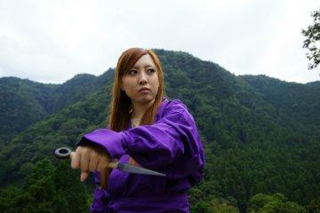 Latihan Ninja - Akame 48 Waterfalls
