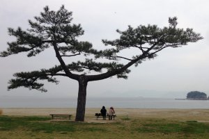 Being one with time at Naoshima