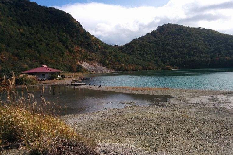 Danau Dewa Naga di Naruko