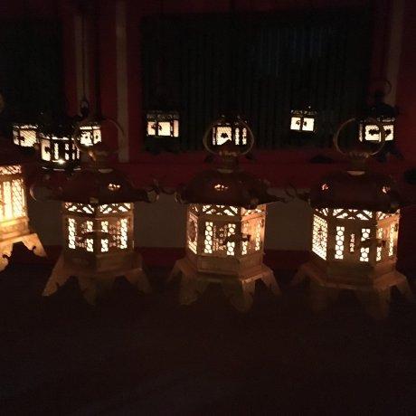 Setsubun di Kuil Kasuga