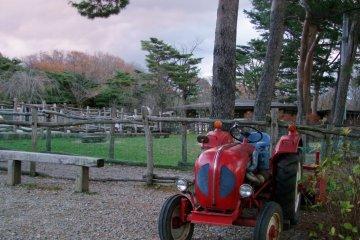 Minamigaoka Dairy Farm