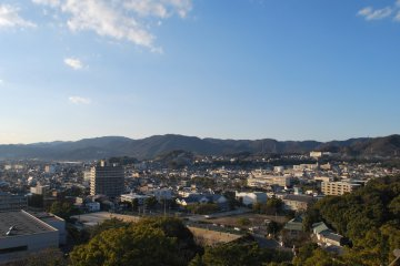 Another view of Fukuyama