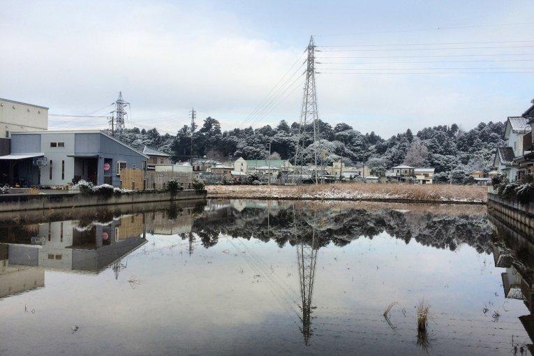 Neige Légère sur les Côtes de Chiba