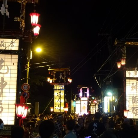 Wajima Grand Festival [Cancelled]