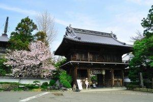 Ryozen-ji, le premier temple du pèlerinage