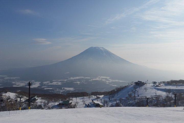 Musim Dingin di Niseko