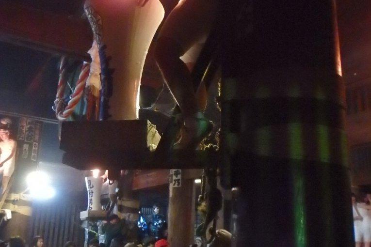 Festival Pria Telanjang Bishamondo