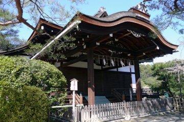 Traditional beauty in the Shin'en