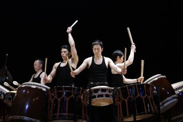 The ensemble is known for their driving, energetic performances