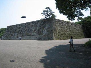 Original Palace foundation