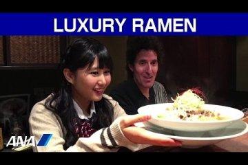Luxury Ramen in Tokyo
