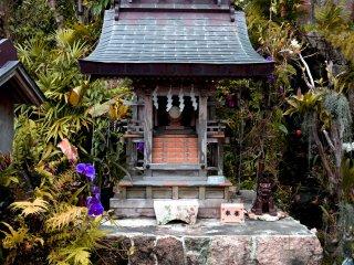 Autel du temple