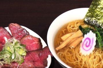ราเม็งเนื้ออบ : โตเกียว ราเม็ง