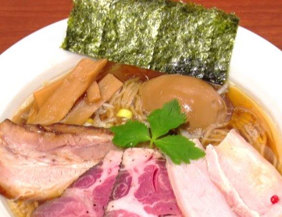 Ramen with Delicious Roast Pork