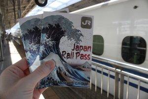 Vé Japan Rail