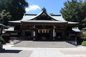 Храм Идзуми