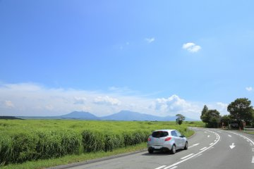 Some of the best scenery in Japan is only accessible by car