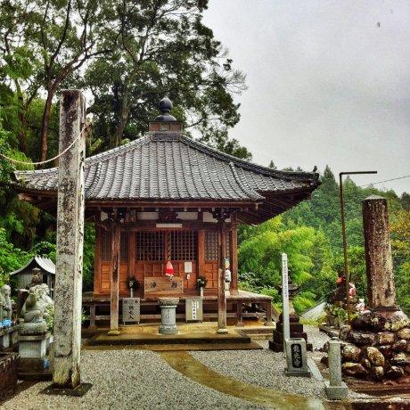 Ryuko-ji Temple in Uwajima