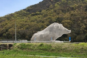 Art in Shodoshima's Mito Peninsula