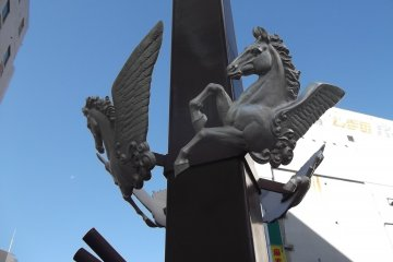 Public Art and Design in Shizuoka