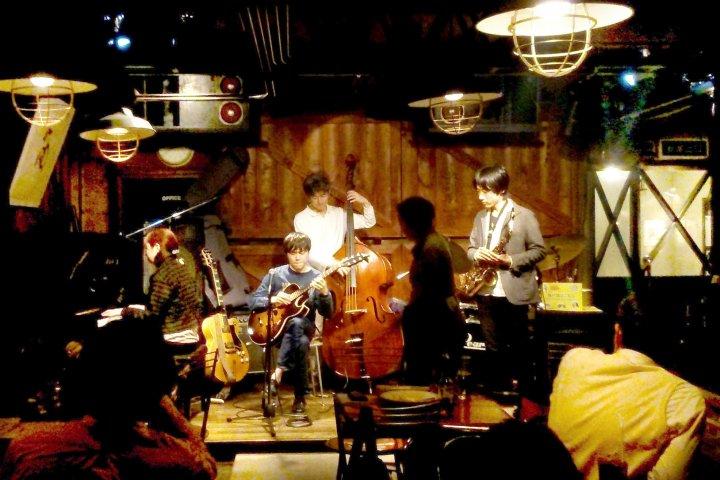 Jazz it Up at Zac Baran