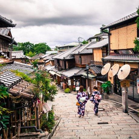 Một ngày ở Higashiyama