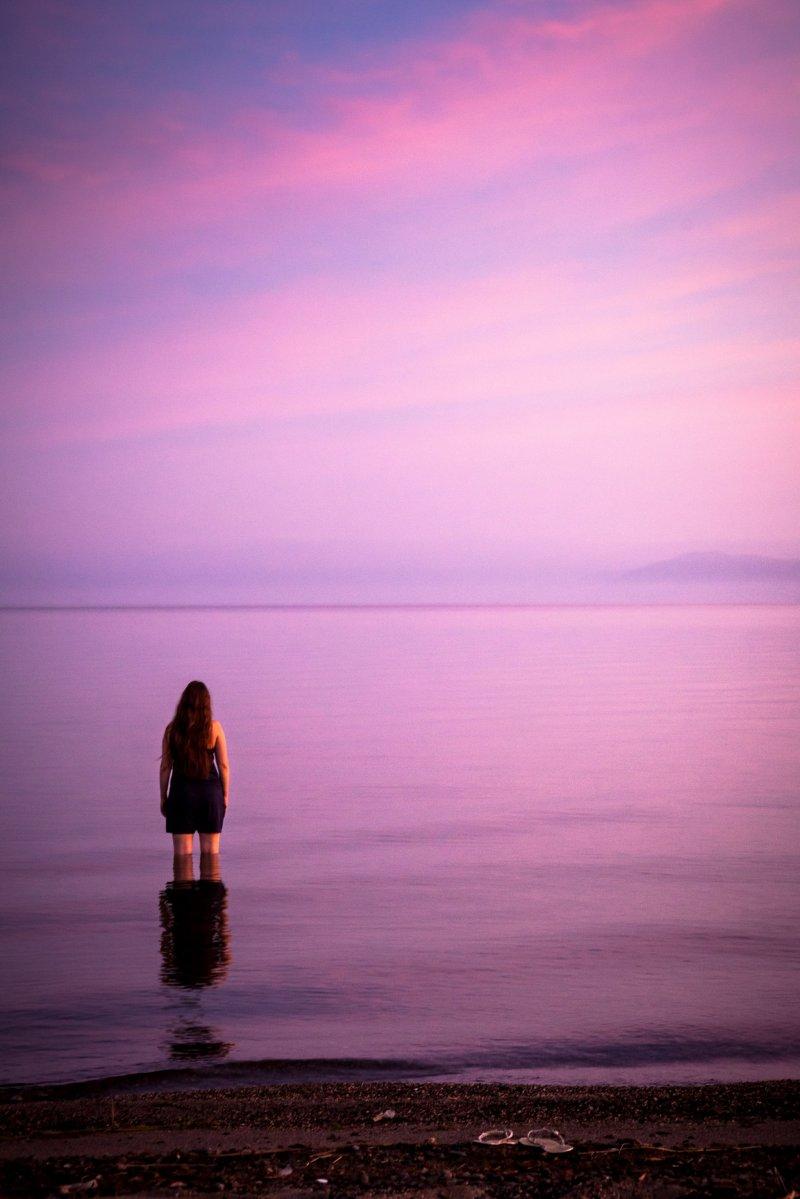 Утопая в розовом