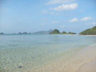 Magnifique eau claire