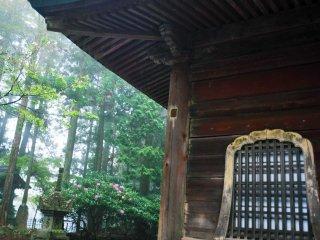 Monju-ro at Enryaku-ji