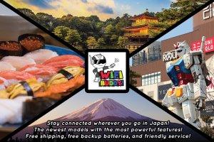 Travel Stress-Free with JapanWifiBuddy