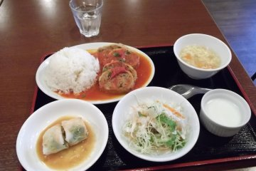 Nhà hàng Hoàng Ngân, Shibuya