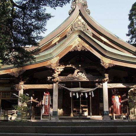 Akita's Miyoshi Shrine