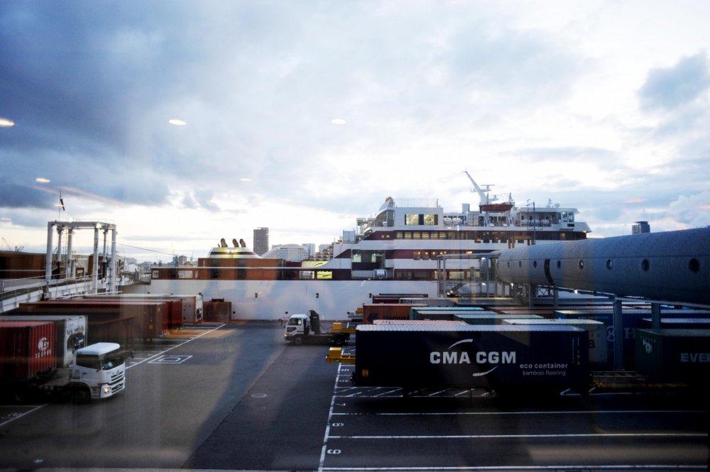 The Super Jumbo Ferry