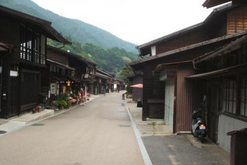 Quaint Towns of the Kiso Valley Nakasendo